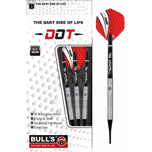 Bull's Germany Bull's Dot D4 90% Soft Tip