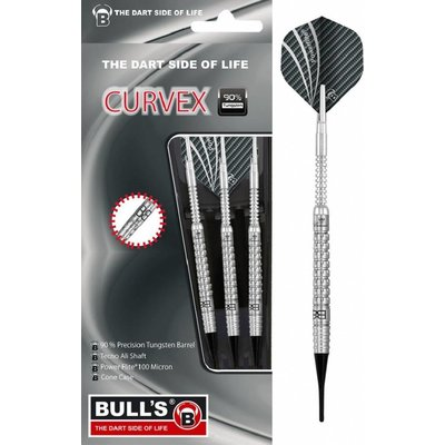 BULL'S Curvex C3 Soft Tip