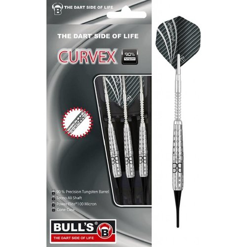 Bull's Germany BULL'S Curvex C1 Soft Tip