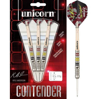Unicorn Contender 95% Kyle Anderson Phase 2