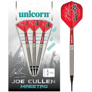 Unicorn Maestro Joe Cullen 80% Soft Tip