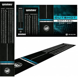 Winmau Outshot Heavy Duty Dart Mat
