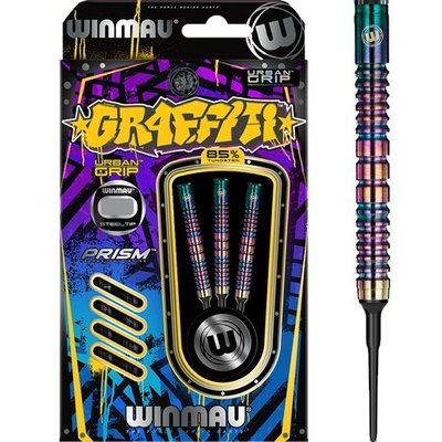 Winmau Graffiti 1 85% Soft Tip