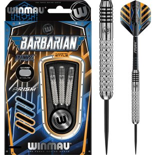 Winmau Barbarian Stainless Steel