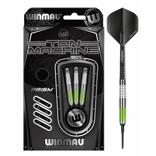 Winmau Ton Machine 80% Soft Tip