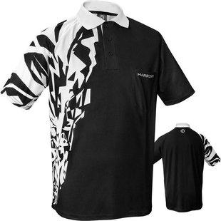 Harrows Rapide White Dart Shirt