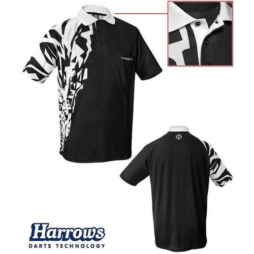 Harrows Harrows Rapide White Dartshirt