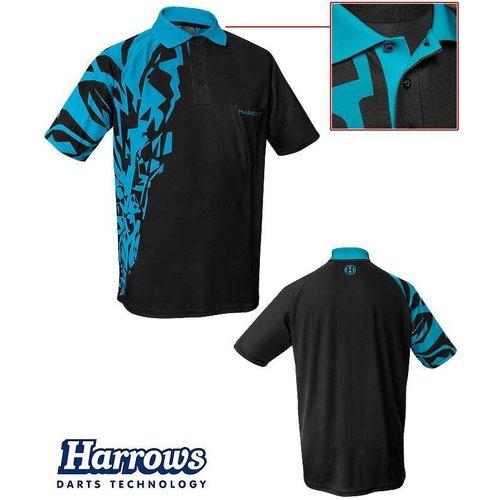 Harrows Harrows Rapide Aqua Blue Dartshirt