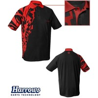 Harrows Harrows Rapide Red Dartshirt