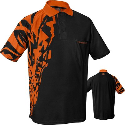 Harrows Rapide Orange Dart Shirt