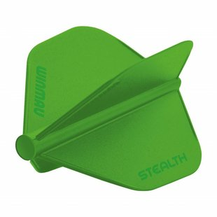 Winmau Stealth Flights Green