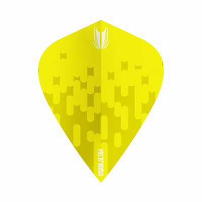 Target Vision Ultra Arcada Kite Yellow
