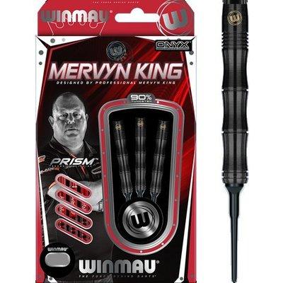 Winmau Mervyn King 90% PVD Grip Soft Tip