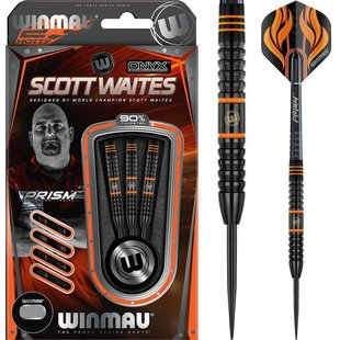Scott Waites Black Winmau 90%