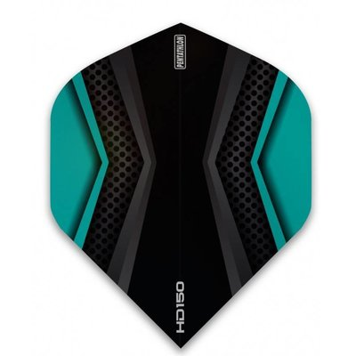 Pentathlon HD150 Black-Aqua