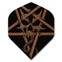 Designa Alchemy - Pentacle Skull