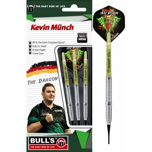 Bull's Kevin Münch 90% Soft Tip