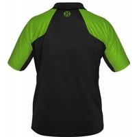 Harrows Harrows Vivid Dartshirt Black & Green