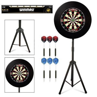 Dartshopper Complete Heavy Duty Dartstand Set