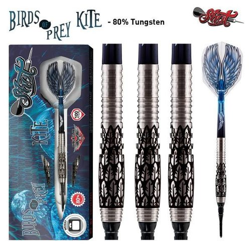 Shot! Shot! Birds of Prey Kite 80% Soft Tip