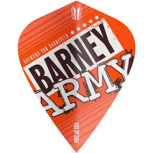 Target Barney Army Orange Kite