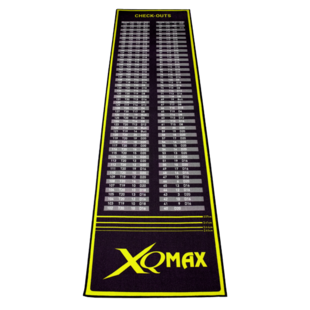 XQMax Dart Mat Green/Red - Copy