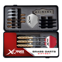 XQMax Darts XQMax Brass Darts Giftset