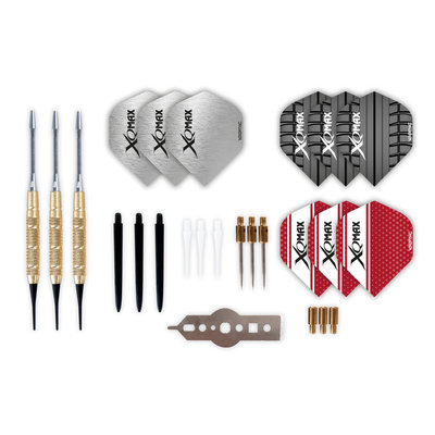 XQ Max Brass Darts Gift Set
