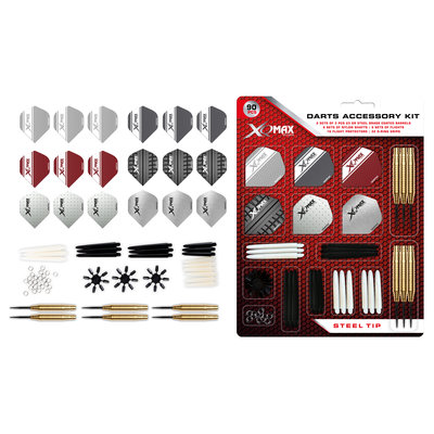XQ Max Dart Accessory Set 90 pcs