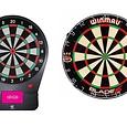 Electronic dart board or Classic dart board?
