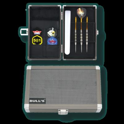 BULL'S Dartsafe Aluminium Case   L