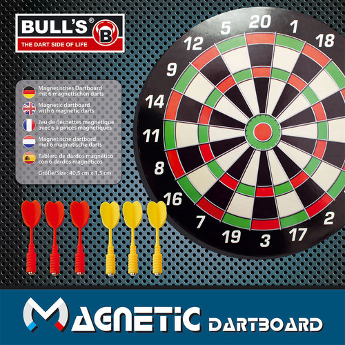Bull's Germany BULL'S Magnetic  Dartboard