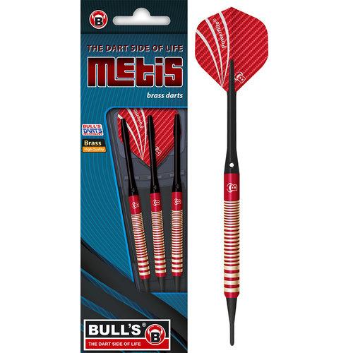 Bull's Germany BULL'S Metis Brass Red Soft Tip