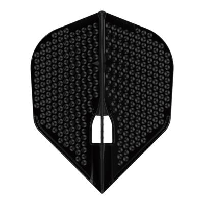 L-Style Champagne  Dimple L3 Shape Black