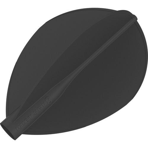 8 Flight 8  Black Teardrop