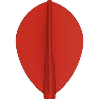 8  Red Teardrop