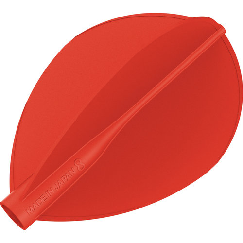 8 Flight 8  Red Teardrop