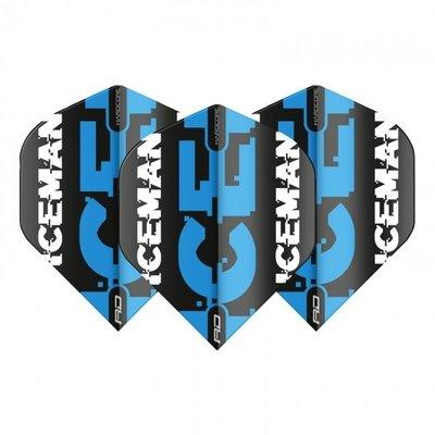 Gerwyn Price - Black & Blue Logo