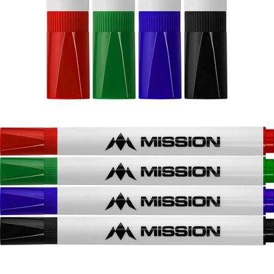 Mission Whiteboard Marker - Kleuren