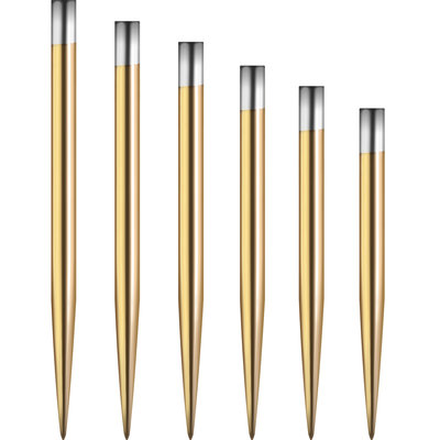 Mission Glide Dart Points - Gold