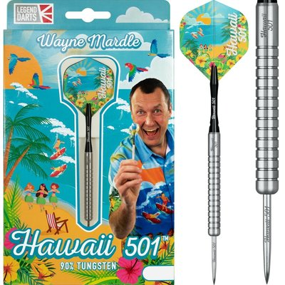 Wayne Mardle Hawaii 501 90% Silver