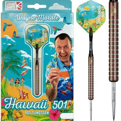 Wayne Mardle Hawaii 501 90% Silica