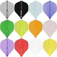 Cosmo Darts Cosmo Darts - Fit  AIR Clear Black Standard