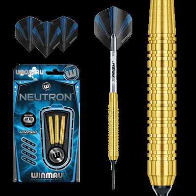 Winmau Neutron 1 Brass  Soft Tip