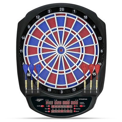 Carromco Striker - 601 Electronic Dartboard