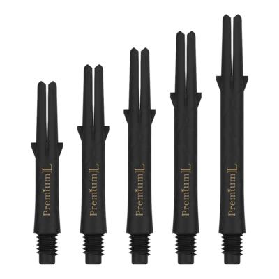 L-Style Premium Carbon Black Shafts