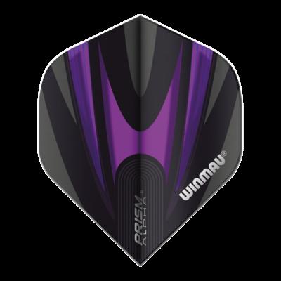 Winmau Prism Alpha Purple & Black