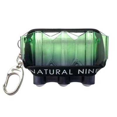 L-Style Krystal N9 Twin Colour Ideal Green