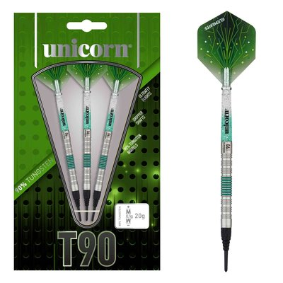 Unicorn Core XL T90 Green 90% Soft Tip