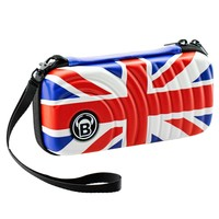 Bull's Germany Bull's Orbis Small Dartcase Union Jack
